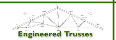 Rapid roof truss for custom engineered trusses pole steel for Engineered roof trusses prices